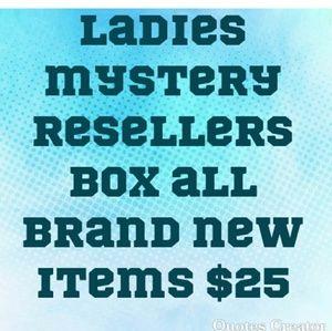 Ladies mystery resellers box